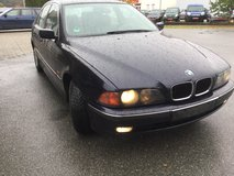 525i Bmw automatic sedan with brand new inspection in Hohenfels, Germany