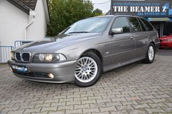 BMW-520iA-CLEAN, COMFORTABLE, SPACIOUS FAMILY WAGON! ## 31 ## in Hohenfels, Germany