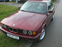 BMW  520 i   passed inspection in Grafenwoehr, GE