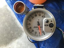 AUTOMETER MONSTER TACH WITH SHIFT LIGHT in Camp Lejeune, North Carolina