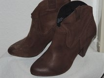 Womens Brown 10 M boots in Baumholder, GE