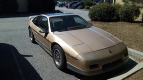 1986 Pontiac Fiero GT in Warner Robins, Georgia