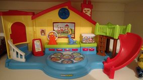 Fisher Price Playschool in Dover AFB, Delaware