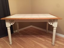 Solid Wood Tile Dining Table in Aurora, Illinois