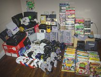 Vintage Consoles/Games Bundle in Fort Knox, Kentucky