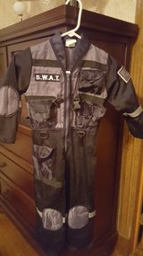 S.W.A.T. Halloween Costume Sz 5-6 in Fort Knox, Kentucky