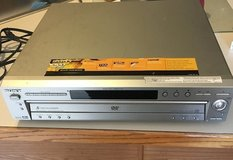 Sony 5 DVD/CD Changer in Lockport, Illinois