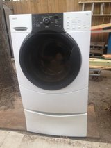 Kenmore front load washer in Fort Sam Houston, Texas