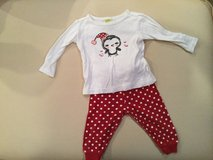Crazy8 pajamas..size 6-12 months in Chicago, Illinois