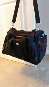 American Tourister smart pet carrier in Dover AFB, Delaware