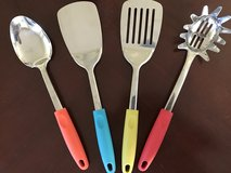 NEW Beautiful Set of 4 Kitchen Utensils in Aurora, Illinois