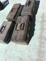 Four toolboxes to choose from in Alamogordo, New Mexico