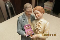 Vintage (1983)  40-Year Anniversary Piece From Enesco in Kingwood, Texas