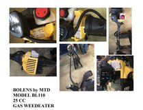 BOLENS by MTD GAS WEEDEATER Trimmer in Fort Rucker, Alabama