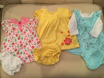 Dresses...size 6 months in Shorewood, Illinois