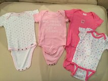 Onesies...size 6-9 months in Chicago, Illinois