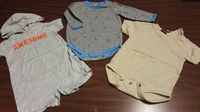 3 baby body in excellent cond.in size 9 m. in Ramstein, Germany