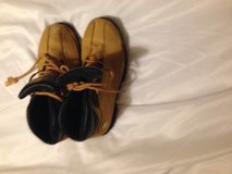 timberland boots size 5.5  wheat colour in Lakenheath, UK