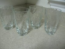 Four Drinking Glasses in Houston, Texas