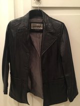 Wilsons leather jacket size medium in Vacaville, California