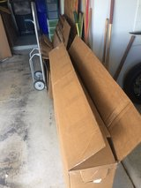 Moving boxes and packing paper in Dover AFB, Delaware