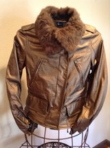 Very J - Jacket with real fur collar. in Rolla, Missouri