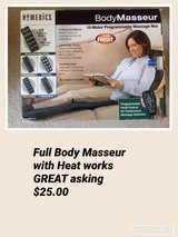 Body Masseur in Naperville, Illinois