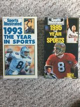 The Year in Sports 1993 and 1995 in Lockport, Illinois
