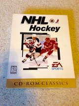 NHL Hockey - CD ROM classics in Joliet, Illinois