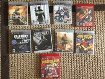 PS3 games in Alamogordo, New Mexico