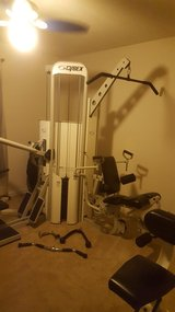 Work out equipment in Baytown, Texas