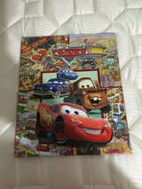 Disney Cars look and find me book in Houston, Texas