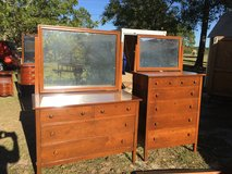 Antique dresser and highboy chest in Moody AFB, Georgia