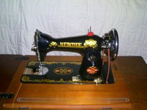 Beautiful NeeBee Sewing Machine. in Okinawa, Japan