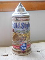 1988 Old Style Beer Stein in Algonquin, Illinois