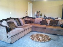 Huge sectional in Fort Campbell, Kentucky