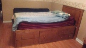 Twin bed with drawers in Beaufort, South Carolina