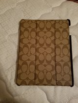 Coach iPad case in Clarksville, Tennessee