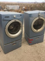 Washer and dryer in 29 Palms, California