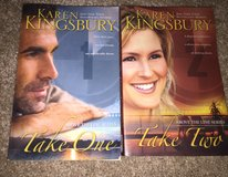 Karen Kingsbury Above the Line Series book 1 & 2 in Chicago, Illinois