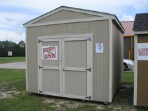 10x12 Utility Storage Building Shed HOT BUY!! in Moody AFB, Georgia