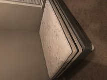 Queen sized mattress and box spring in Fort Campbell, Kentucky