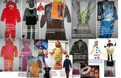 Halloween Costumes $10 EACH Adults Boys Girls Toddler Infant Baby Costume Lot in Houston, Texas