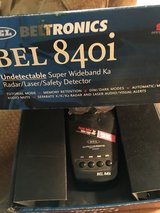 Radar laser detector in Cleveland, Ohio