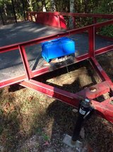 Tandem Wheel Trailer 16X6.4 excellent condition in Dover, Tennessee