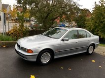 BMW 520iA - Automatic Steptronic -FINANCING POSSIBLE- NEW INSPECTION in Hohenfels, Germany