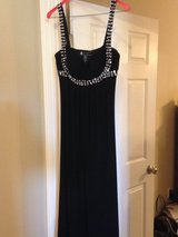 Black JS Boutique Ball Gown in Camp Lejeune, North Carolina