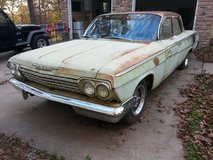 1962 Chevy Belair in Fort Leonard Wood, Missouri