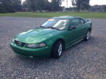 2001 Ford Mustang in Fort Polk, Louisiana