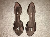 Brown 7 1/2 Heels in Vista, California